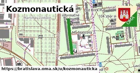 Kozmonautická, Bratislava
