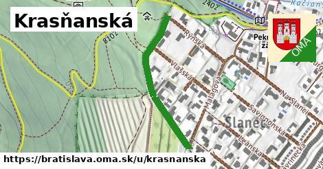 Krasňanská, Bratislava
