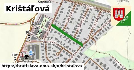 Krištáľová, Bratislava