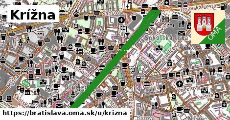 ilustrácia k Krížna, Bratislava - 1,78km
