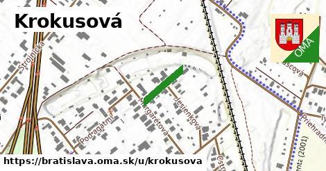 Krokusová, Bratislava