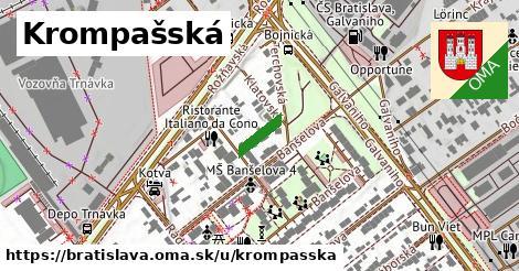 ilustrácia k Krompašská, Bratislava - 78m