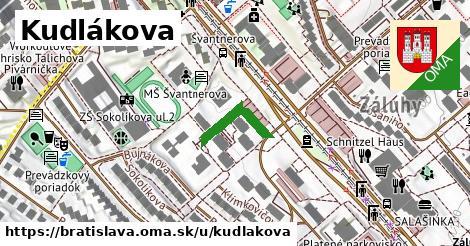 Kudlákova, Bratislava