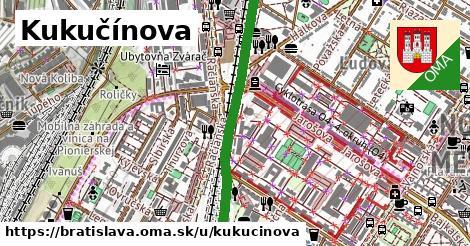 Kukučínova, Bratislava