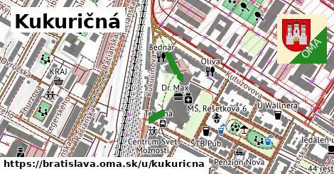 Kukuričná, Bratislava
