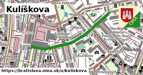 Kulíškova, Bratislava