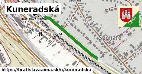 Kuneradská, Bratislava
