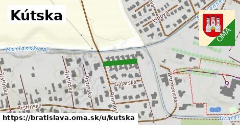 Kútska, Bratislava