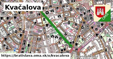 Kvačalova, Bratislava