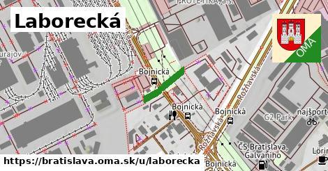 ilustrácia k Laborecká, Bratislava - 118m