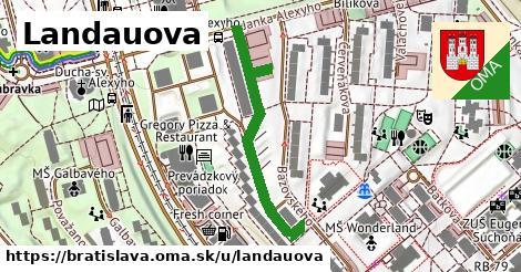 Landauova, Bratislava