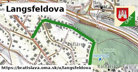 Langsfeldova, Bratislava