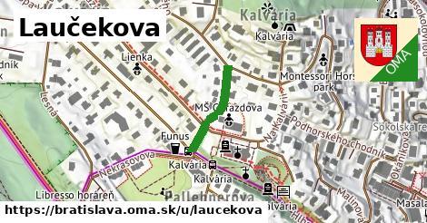 Laučekova, Bratislava