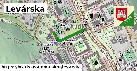 Levárska, Bratislava
