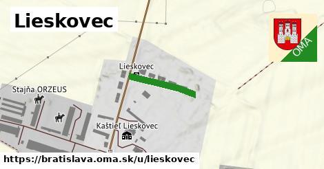 Lieskovec, Bratislava