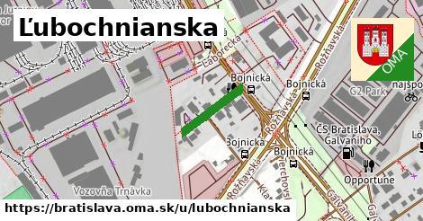 Ľubochnianska, Bratislava