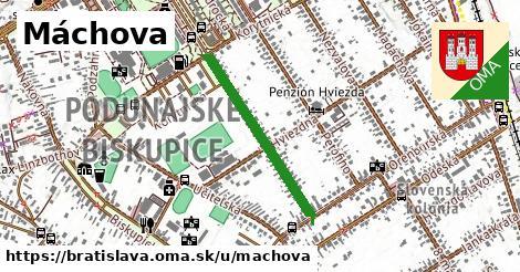 Máchova, Bratislava