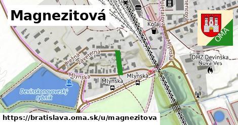 Magnezitová, Bratislava