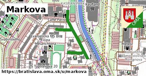 Markova, Bratislava