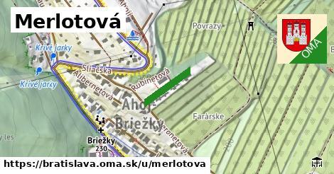 Merlotová, Bratislava