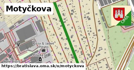 Motyčkova, Bratislava
