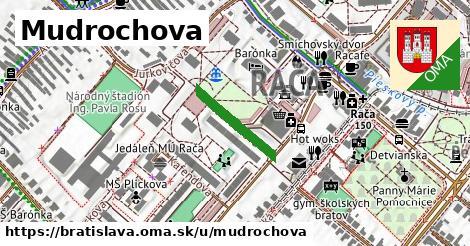 ilustrácia k Mudrochova, Bratislava - 165m