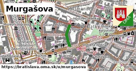 Murgašova, Bratislava