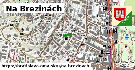 Na Brezinách, Bratislava