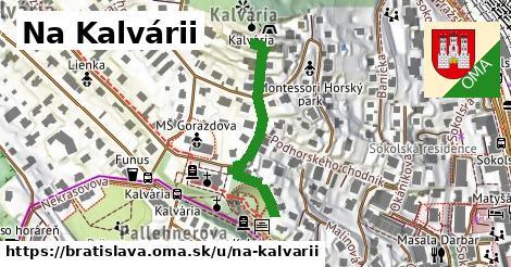 Na Kalvárii, Bratislava