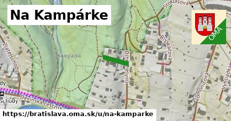 Na Kampárke, Bratislava
