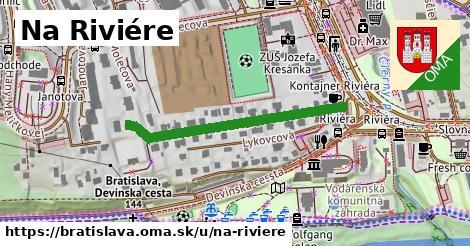 Na Riviére, Bratislava