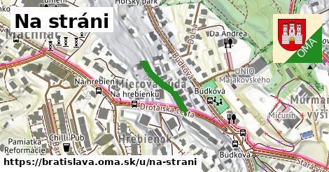 Na stráni, Bratislava