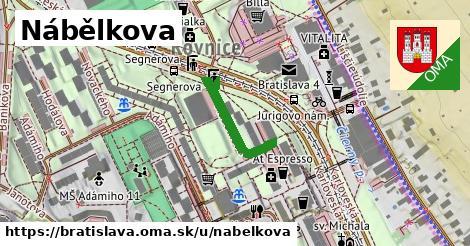Nábělkova, Bratislava