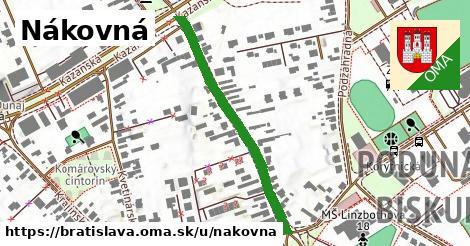 Nákovná, Bratislava