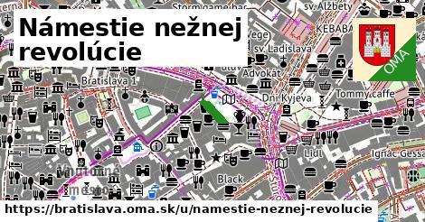 Námestie Nežnej revolúcie, Bratislava