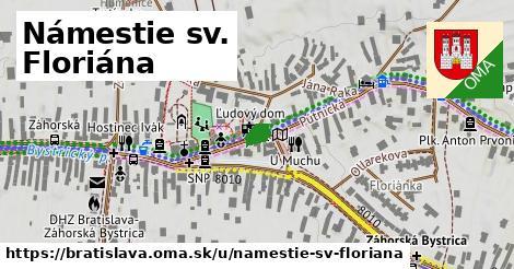 Námestie sv. Floriána, Bratislava