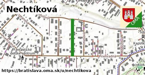 Nechtíková, Bratislava
