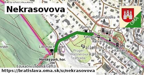 Nekrasovova, Bratislava
