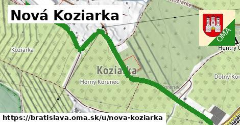Nová Koziarka, Bratislava