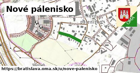 Nové pálenisko, Bratislava