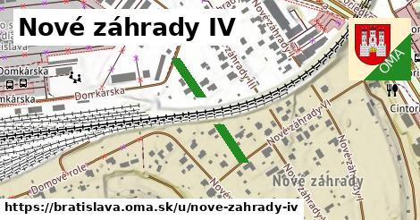 Nové záhrady IV, Bratislava