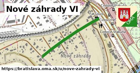 Nové záhrady VI, Bratislava
