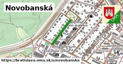 Novobanská, Bratislava