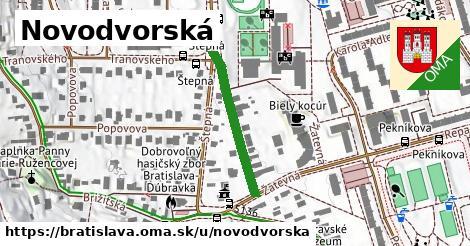 Novodvorská, Bratislava