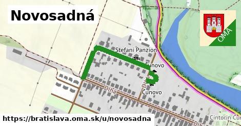 Novosadná, Bratislava