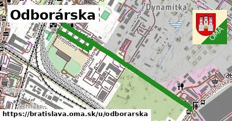 Odborárska, Bratislava