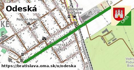 Odeská, Bratislava