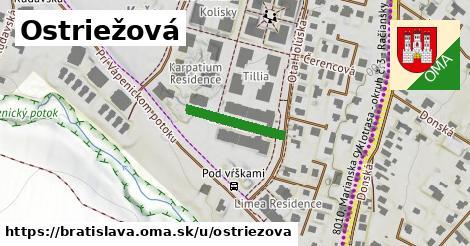 Ostriežová, Bratislava