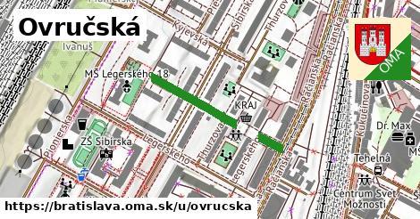 Ovručská, Bratislava