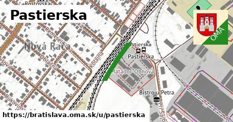 Pastierska, Bratislava